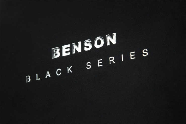 Benson Black Series WB.8.17.MA. Шкатулка для хранения 8-ми часов.