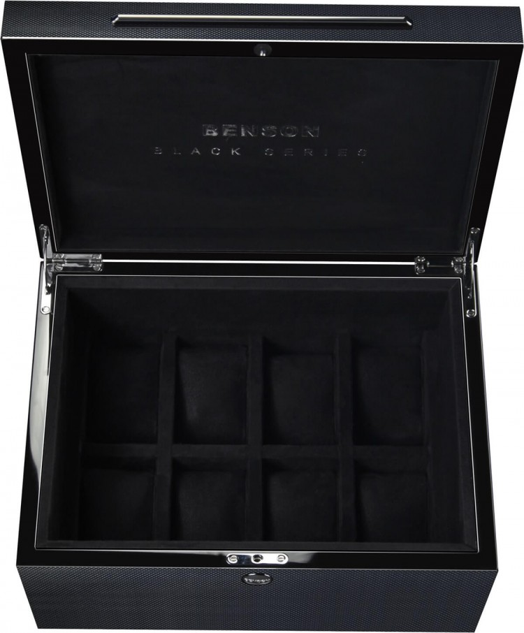 Benson Black Series WB.16.17.CF. Шкатулка для хранения 16-ти часов.